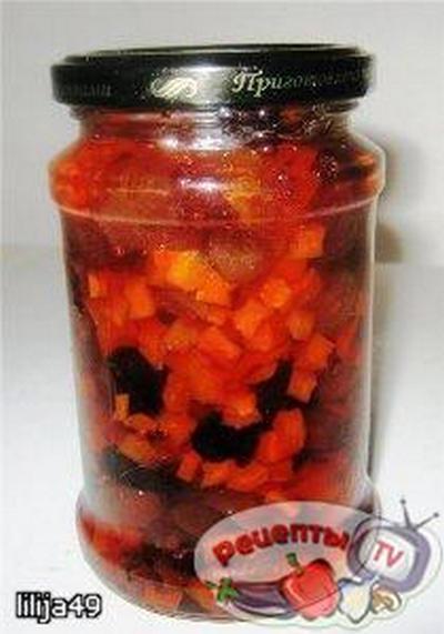 Варенье из винограда и моркови